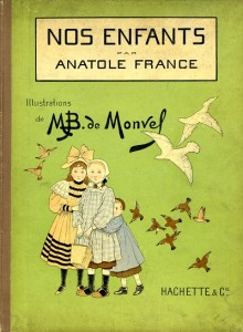 Image of the cover of Nos Enfants