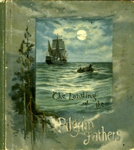 Image of the cover of The Landing of the Pilgrim Fathers