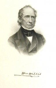 Portrait of William Willis