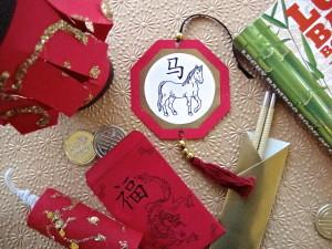 lucky bamboo new year craft