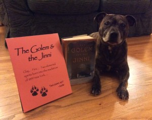 sadie with the golem & the jinni