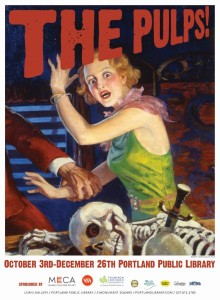 small Pulps Poster Secret Agent