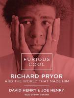 Furious Cool by Richard Pryor