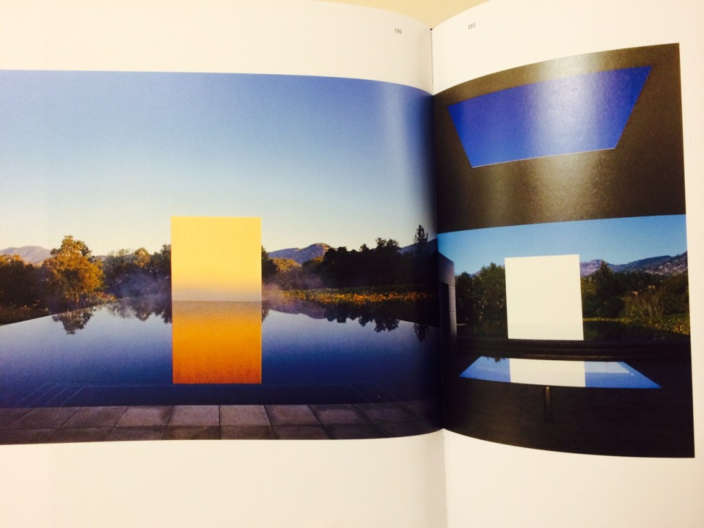 "Images from ""James Turrell: A Retrospective,"" one of the December Staff Picks."