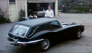 jaguar hearse