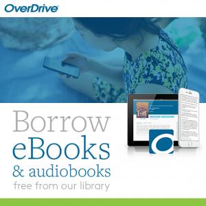 Overdrive borrow digital books
