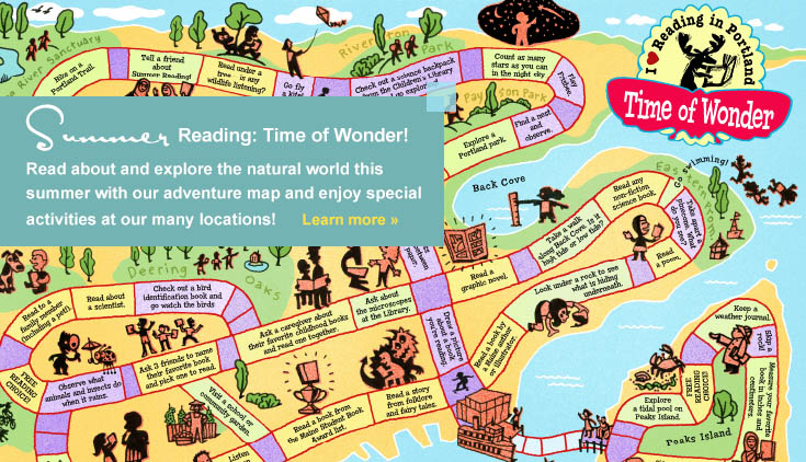 homepage_slider-Summer Reading Map