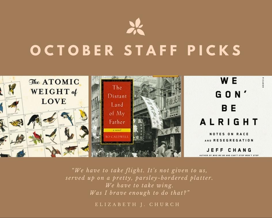 october-staff-picks