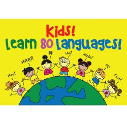 kids learn 80 languages