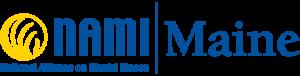 Logo for NAMI Maine