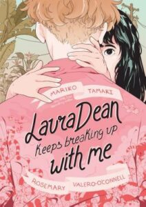 Book cover for Laura Dean Keeps Breaking up with Me