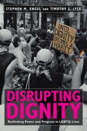 Disrupting Dignity book cover