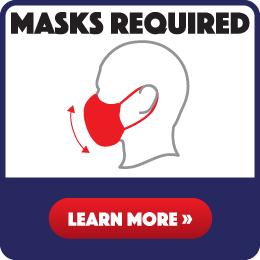 mask wearing a mask